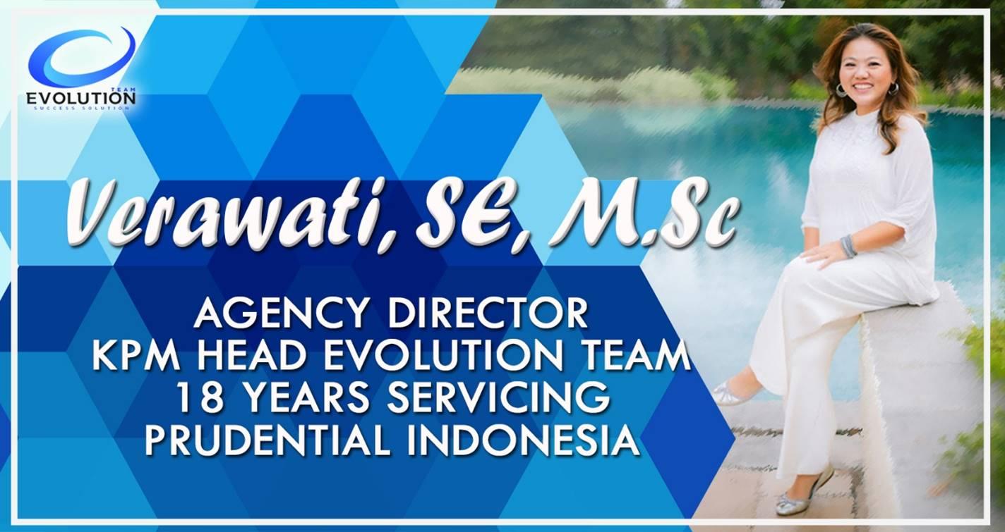 Verawati Agen Prudential Evolution Team